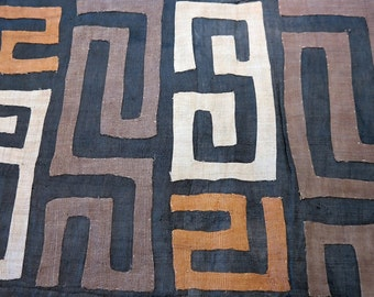 African Kuba Cloth/textile Kc029