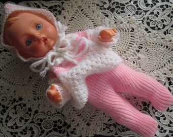 Vintage M.J.Hummel Baby Girl Doll Goebel