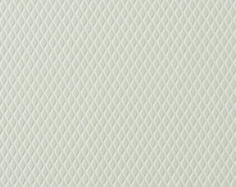 Secure Geometric Diamond Wallpaper Off White R1806