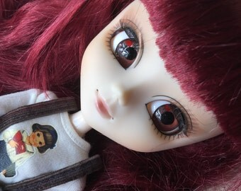 OOAK SA Hand-painted Handmade Pullip custom eye chips - R1601