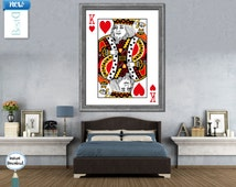 Popular Items For Playing Cards Print On Etsy