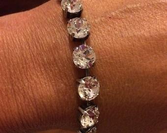 Swarovski Crystal Rhinestone Bracelet