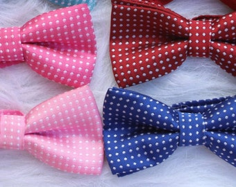 youth bow ties etsy