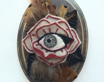 Native Beauty--Art Plaque