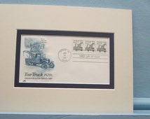 Honoring the Tow Trucks of America & First Day Cover of its own stamp