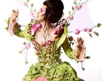 Blossom Fairy Ballgown