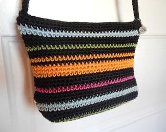Cute Sak Crochet Shoulder Bag!