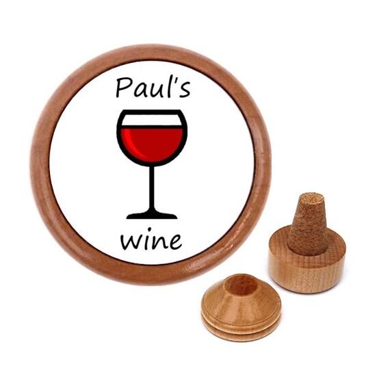 Personalised Name Wine