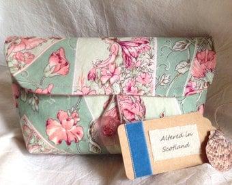 Fairy Fabric Clutch