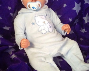 Reborn baby doll, Damien of The Omen