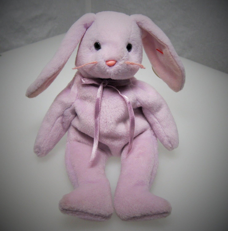 Ty Beanie Babies Rabbit  Chinese Zodiac MWMT