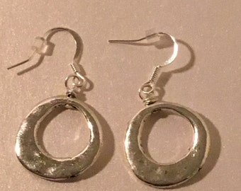 Ecletic Circle earrings