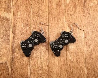 PS controller earrings