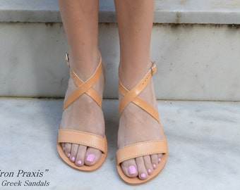 Luxury Sandals,Open Toe Greek Leather Sandals,Ancient Greek Sandals, Leather Sandals,Greek sandals,Mythology inspired Sandals