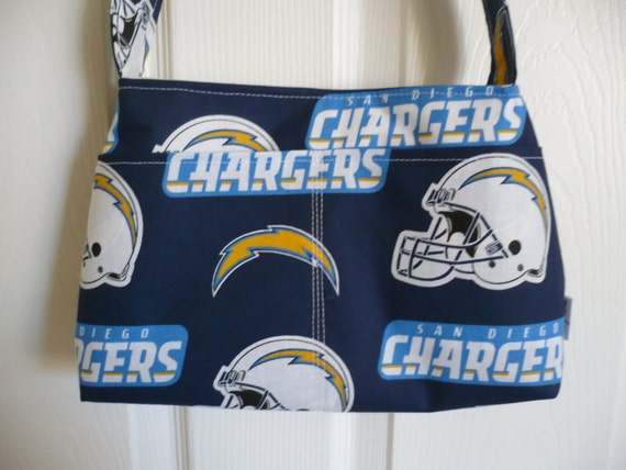 San Diego Chargers Mini Diaper Purse Bag