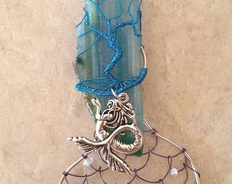 Mermaid Tree of Life Amulet