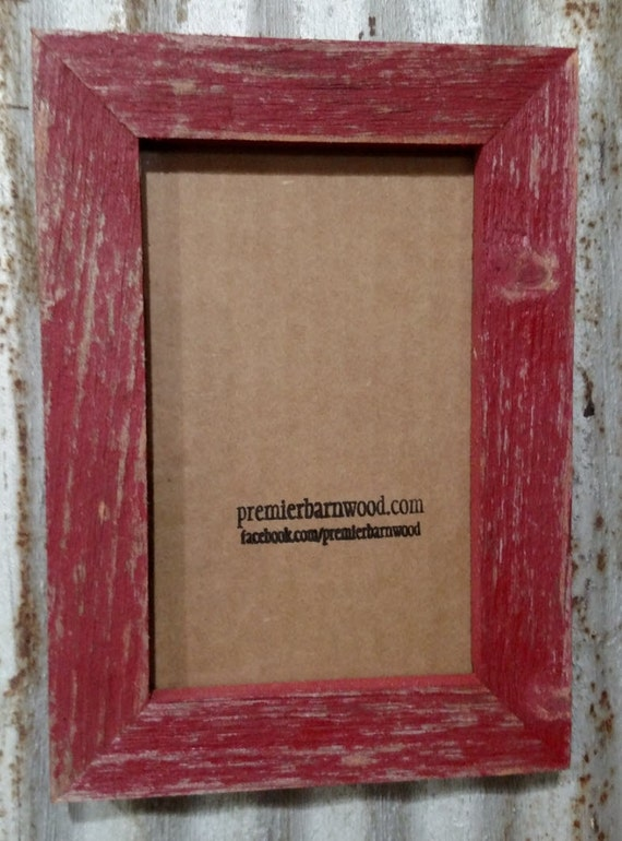 Barn wood picture frames 1 wide narrow barn by premierbarnwood for Narrow barn door