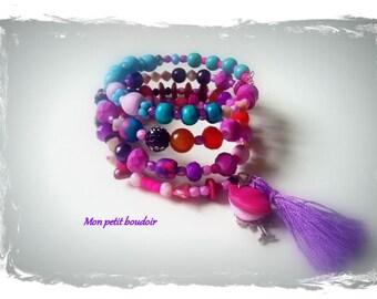 Bracelet shape memory