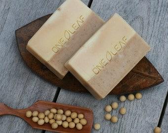 Organic Lemongrass Specialty Handmade Soap   Natural Handmade Soap   Cold Process Soap Art