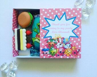 Shopkins matchboxes