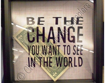 Be the Change Money Bank