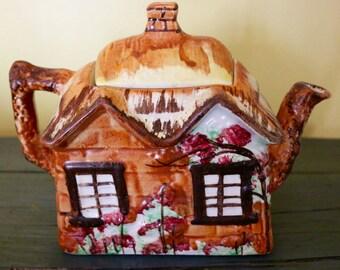Antique Cottage Ware Tea Pot