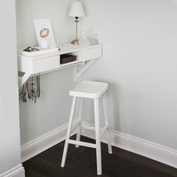 Floating Dressing Table By Urbansize On Etsy