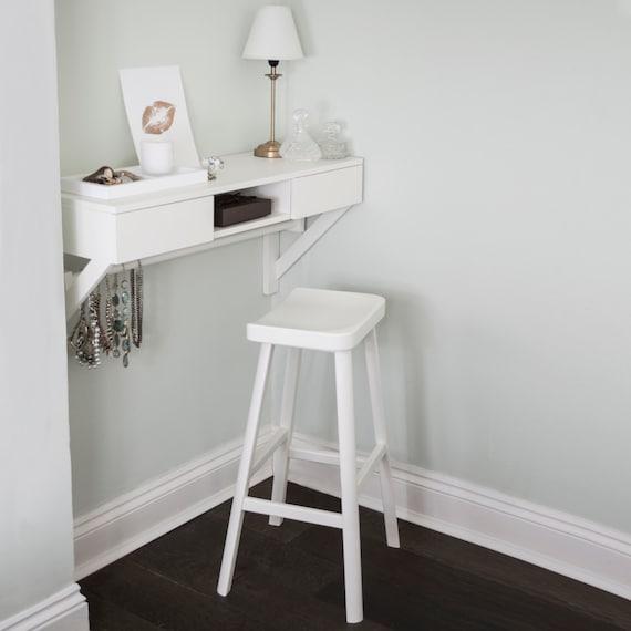 Floating dressing table by urbansize on etsy