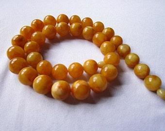 nice 78 g Butterscotch Necklace Bernsteinkette baltic amber Bernstein 老琥珀 Collier