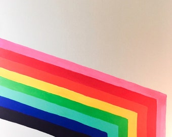 Orlando Rainbow Original Acrylic Rainbow