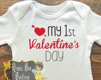 baby boy first valentines day baby boy first valentines day bodysuit gender neutral first valentines day my first valentines day boy cupid