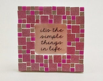 mosaic picture frames for your happy moments - Mosaic Frames