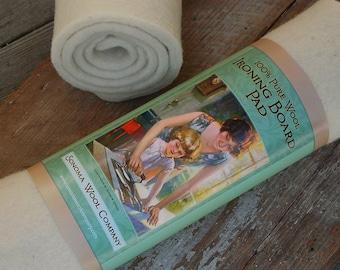 Wool Ironing Board Pad