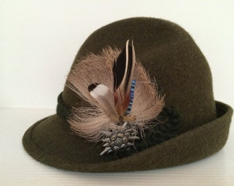 Alpine Hat - Oktoberfest Hat