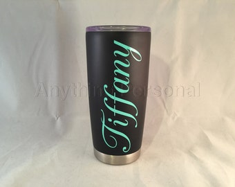 Personalized Stainless Steel Cup, Stainless Steel Tumbler, Personalized Cup, Personalized Gift, Beach Cup, Personalized Tumbler