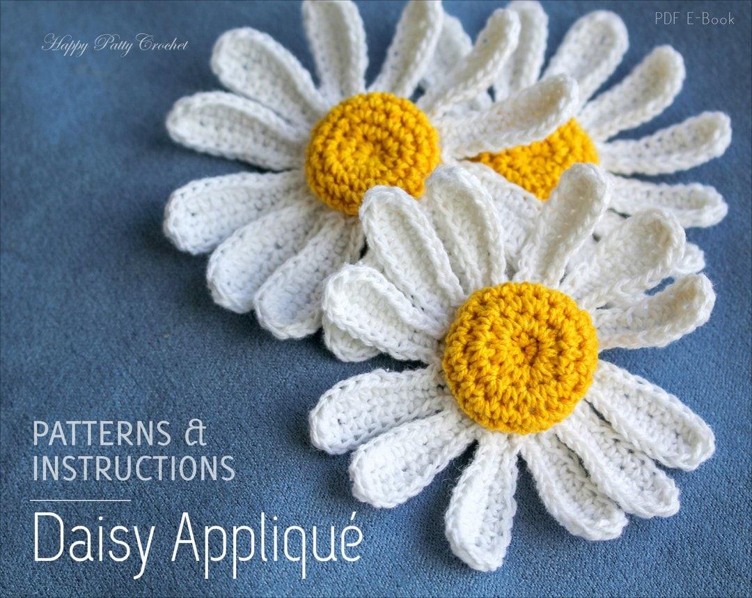 Simple Daisy Pattern