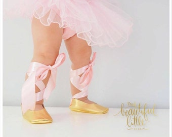Baby girl shoes ballerina shoes baptism shoes infant shoes lace up shoes wedding shoes flower girl shoes princess shoes ballet slippers