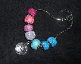 Rainbow Free Spirit Bracelet