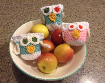 Little Stuffed Owls