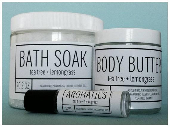 Aromatics Deluxe Gift Set, Spa Gift Set, Aromatics spa set