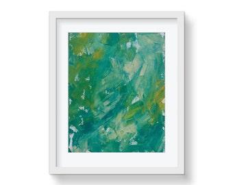 Feeling of Life 0028 – print original painting