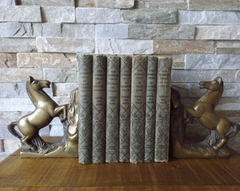 Set of Vintage Bobbsey Twins books - 1950's