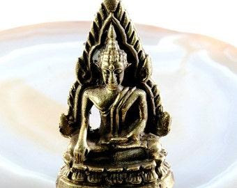 Buddha, Bronze, asiatica - 1154