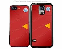 Pokemon Go Pokedex Phone Case Cover for Samsung Galaxy S3, S4, S5, S6, S6 Edge Plus S7, and S7 Edge Devices Plastic or Rubber Phone Ca