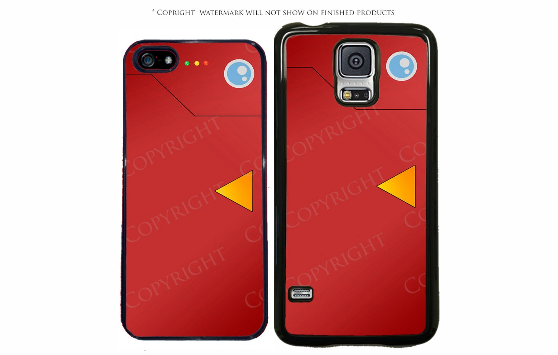 Pokemon Go Pokedex Phone Case Cover for Samsung Galaxy S3 S4