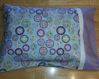 Time For Sleep Toddler/Travel Pillowcase