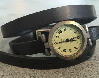 Vintage watch wrap Watch (A 1057)