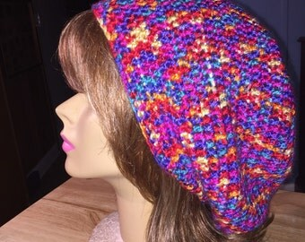 Bob Marley Slouchy Beanie - Clearance Sale 25% off with coupon code CLEARANCE0817