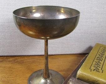 Bridalane - Silver Plated Goblet - Made in Hong Kong