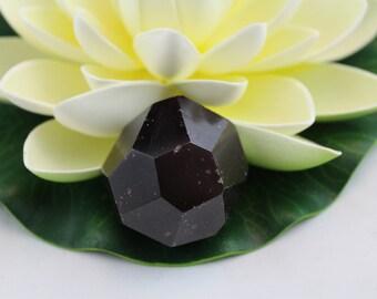 Garnet, Almandine Garnet, Polished Polygon, G3